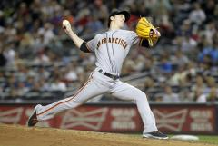 Giants sign pitcher Tim Lincecum to two-year contract