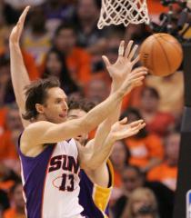 NBA: Phoenix 118, LA Lakers 109