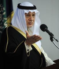 Saudi royal slams U.S. Middle East policies