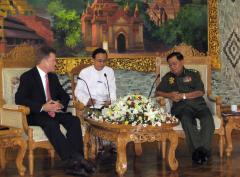 Webb plans to hold hearing on Myanmar