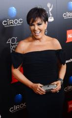 Kris Jenner dishes on Kim's wedding and Khloe's relationship to French Montana