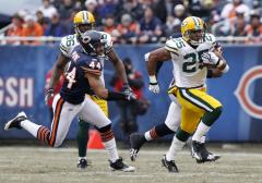 NFL: Green Bay 21, Chicago 14