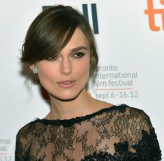 Actress Keira Knightley gets married in France
