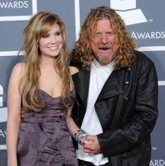 Robert Plant involved in car crash