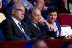 Michael Bloomberg flies to Israel to protest FAA ban