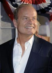 Actor Kelsey Grammer hospitalized