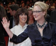 Streep donates $1M to the Public Theater