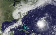 Hurricane Katia causes dangerous surf conditions