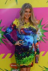 Pop star Fergie gives birth to her first child