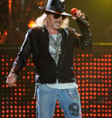Guns N' Roses to reunite for Hall of Fame
