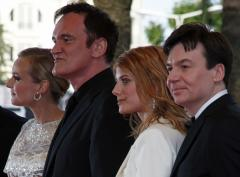 Tarantino calls Cannes cinematic Olympics