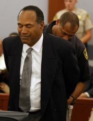 O.J. suit sought by Goldmans may be fake