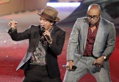 Bruno Mars' 'Heaven' tops U.S. record chart