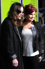 Report: Sharon and Ozzy Osbourne living separately