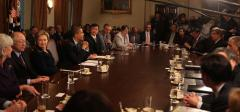 U.S. to work closely with Karzai govt.
