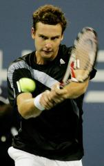 Gulbis advances with rout in France