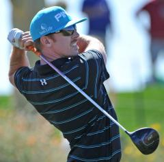 Mahan leaps to No. 4 in golf rankings