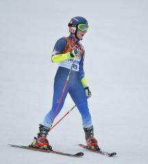 Olympic Medal: Women's Slalom