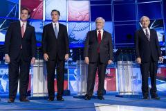 Gingrich extols his 'grandiose' ideas