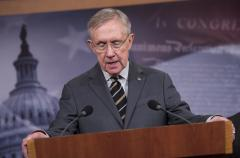 Harry Reid: Republicans are like 'greased pigs'