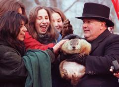 PETA wants groundhogs retired