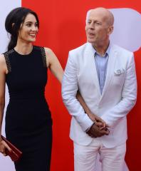 Bruce Willis's wife pregnant