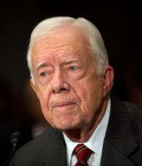 Carter to give note to abducted soldier