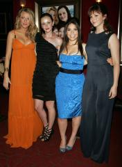 Amber Tamblyn says she goes on double dates with America Ferrera 'all the time'