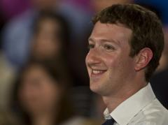 Mark Zuckerberg and wife Priscilla Chan named top U.S. philanthropists of 2013