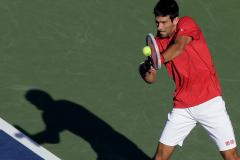 Djokovic needs third set to get to Shanghai Masters semis