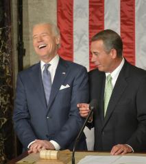 Seth Meyers makes 'Late Night' debut with guest VP Joe Biden