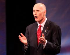 Florida Gov. Rick Scott's voter purge violated federal law, court rules