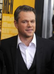 Matt Damon says George Clooney pranked him on 'Monuments' set