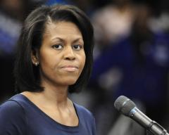 Obama moving past pastor issue, wife says