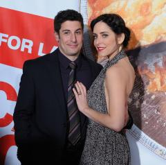 Jason Biggs, wife Jenny Mollen welcome son Sid