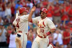 Cardinals rally to victory over Rockies