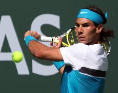 Nadal raises streak with win in Rome