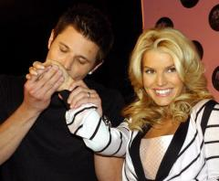 Nick Lachey says he hasn't spoken to Jessica Simpson in years
