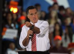 Democrats say Romney lied during debate