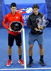 Nadal near Djokovic at top of ATP rankings