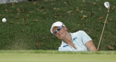 Hjorth tied for lead at LPGA Malaysia