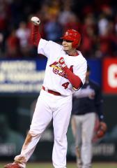 MLB: St. Louis 4, Atlanta 3