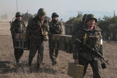 Heavy fighting reported in Donetsk as Ukrainian military closes in