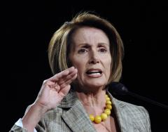 Pelosi shoots down Jackson resolution