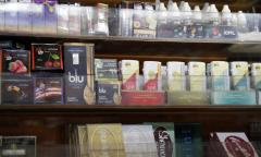 WHO calls for partial e-cigarette ban