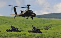 Longbow to support Britain's Apache fleet