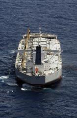 Kurds react to U.S. oil cargo