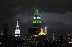 Empire State settles parachute jump case