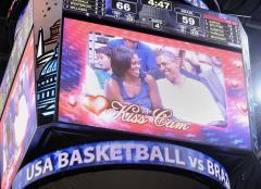 Obama predicts U.S. basketball gold