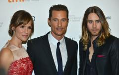 Jared Leto 'stopped eating' for his 'Dallas Buyer's Club' role